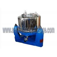 Best Manual Unload Intermittent Operation Top Discharge Food Centrifuge with Clamshell wholesale