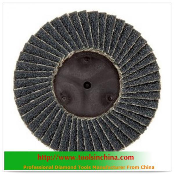 Cheap abrasive cloth flap discs for sale