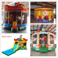Best Carousel bouncer For Sale wholesale