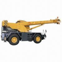 Best Rough terrain crane, 30t lifting capacity, equipped with weichai engine, 4WD, 4WS, off-road running wholesale