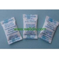 Buy cheap 0.5g Silica Gel Desiccant Packets, Cobalt Chloride Free, Dmf Free from wholesalers