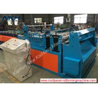 Best Steel Coil Slitting Line Machine , Cut To Length Line Machine For 1.0mm Metal Sheets wholesale