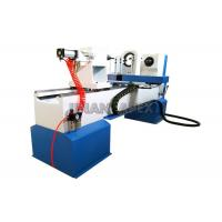 Best Fast Working Speed Computerized Wood Lathe , 380v / 220v Cnc Wood Turning Machine wholesale