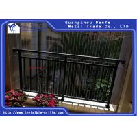 China Durable Anti Rust Balcony Invisible Grille Safety Stainless Steel Material on sale