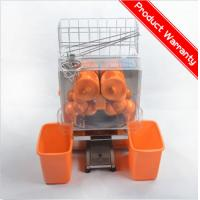 Large Stainless Steel Orange Juicer Machine Bar Auto Orange Press Juicers