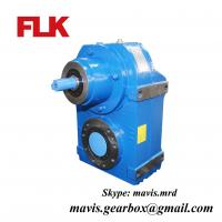 China PARALLEL SHAFT HELICAL GEAR REDUCER on sale
