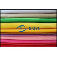China fabric minky baby blanket blackout polyester fabric non woven fabric on sale