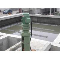 Best Industrial sewage treatment plants for flash rapid mixing and coagulant mixing 0.25kw to 1.5kw wholesale