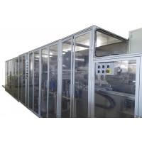 Best High Speed Disposable Mask Making Machine Full Automatic 40KW Installed Capacity wholesale