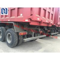 Best 40T HOWO A7 Dump Truck With 1 Sleeper 6x4 10tires 20m3 Bucket Capacity with Havy  Middle Lifting wholesale