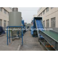 Best 3 Phase Waste Plastic Recycling Machine 380V 50HZ 1000 kg/h Plastics Process Equipment wholesale