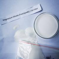 Best Good Oxidation Resistance Oil Cleaning Powder , Pure Synthetic Magnesium Silicate wholesale