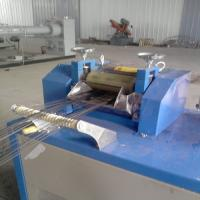 Buy cheap Electrical Scraps Plastic Granules Machine With Single - Screw Extruder product