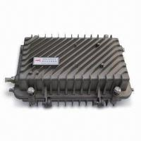 China Outdoor Optical Receiver, Adopts High-sensitivity InGAas PIN Detector, with -6 to 3dBm Input Level on sale