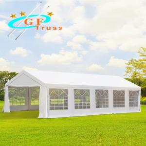 Best 3X9m Canopy Aluminum Party Tent For Camping Trips BBQ wholesale