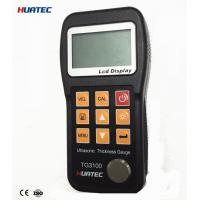 Best TG3100 Non Destructive Testing Equipment  for epoxies , glass Scan mode 0.75 - 300mm wholesale