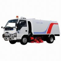 Best Road Sweeper Sweeping and Suck Combined, it is Mainly for Street, Square, Factory and More  wholesale