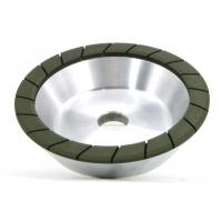 flaring cup shape Resin bond segmented diamond grinding wheel