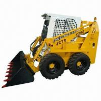 Best Skid Steer Loader/Equipped with Deutz Engine/70HP Power/Hydraulic Control System/Luxury Close Cabin wholesale