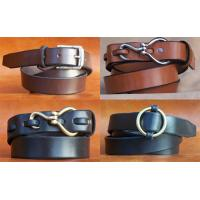 China women`s fashion belts with beautiful metal buckle on sale