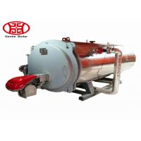 Best Gas Oil Fired Thermal Conduction Oil Heater Boiler / Thermic Fluid Boiler for Plastic industry wholesale
