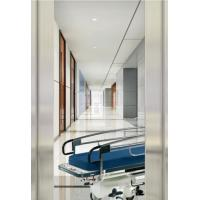 Best Automatic Door Type Hospital Bed Elevator , Hairline Stainless Steel Elevator wholesale