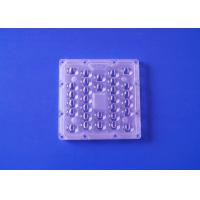Buy cheap SunshineOpto LED Street Light Lens Square Shape 130mm 30 Points SMD 5050 from wholesalers