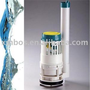 Best Patented toilet 2 single flush valve/ toilet tank fittings/ toilet cistern mechanism wholesale