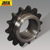 China China made Go kart chain power transmission sprockets with powder metallurgy processing on sale