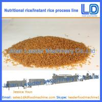 Best Instant Rice Food processing line made in china wholesale