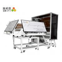 Best Full Automatic Cable Tie Machine , Customized Plastic Tie Machine With A Robot wholesale