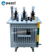 Best Fully Sealed Oil Immersed Transformer 11kV 50kVA Beautiful Appearance wholesale