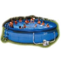 China Intex Above-Ground Swimming Pool on sale