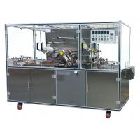 Best Adjustable Speed Cellophane Packaging Machine , Over Wrapping Machine With Tear Tape wholesale