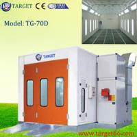 China car spray booth oven with with waterborne paint /spray booth price TG-70D on sale