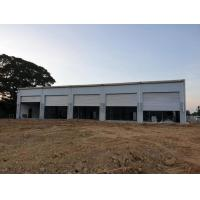 Buy cheap Corrugated color bone roof cladding steel structure storage in Manila, from wholesalers