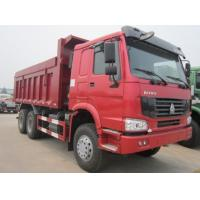 Best popular Chinese 10 wheels 30 ton load capacity  howo dump truck for sale wholesale