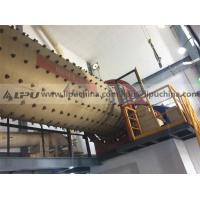 Buy cheap Energy saving Shanghai Lipu gold mining plant ball mill from wholesalers