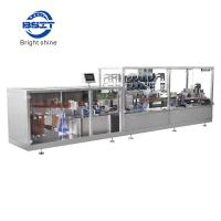 China standard plastic bottle forming and filing and sealing machine for E-liquid/E-juice/E-cigarette/vape on sale