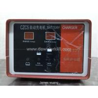 China Shineng CZC5 12V 50A Intelligent High Frequency Battery Charger maintenance-free battery on sale