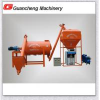 China Stainless Steel Dry Mortar Mixing Plant With 500L Volume ISO9001:2008 CE on sale
