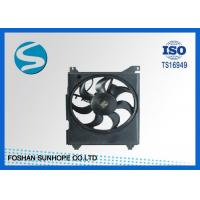 Best Auto Engine Radiator Cooling Fan Hyundai 1999-2005 Sonata OEM 97786-2D120 Black wholesale