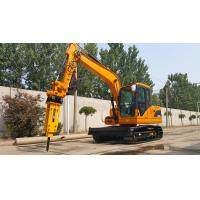 Best 8Ton DOOSAN Pump Yanmar Engine Hydraulic Crawler Excavator With Rubber Track wholesale
