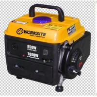 Best Multi Color Small Gas Powered Generator Worksite 385×315×330mm For Home wholesale
