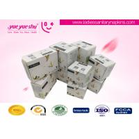 Best 240mm 270mm 290mm Anion Sanitary Napkins Disposable For Menstrual Period wholesale