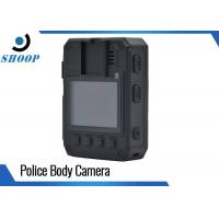 Best Outdoor Wearable Video Camera Police Wireless Surveillance With Night Vision wholesale