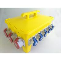 Best Shock Resistant Temporary Power Boxes Spider, 36 Poles Electric Spider Box wholesale