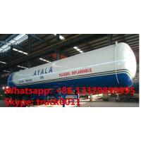 Best CLW brand hot sale 3 axles 20ton to 25ton lpg gas tank trailer, factory sale cooking propane gas tank semitrailer wholesale