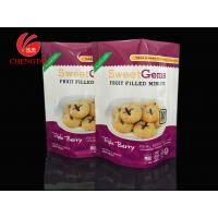 Best Custom Stand Up Pouches For Food , 10 oz Food Packaging Stand Up Barrier Pouches wholesale