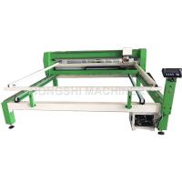 Best 380V 60Hz Single Needle Quilting Machine 2000RPM Sewing Speed Energy Saving wholesale